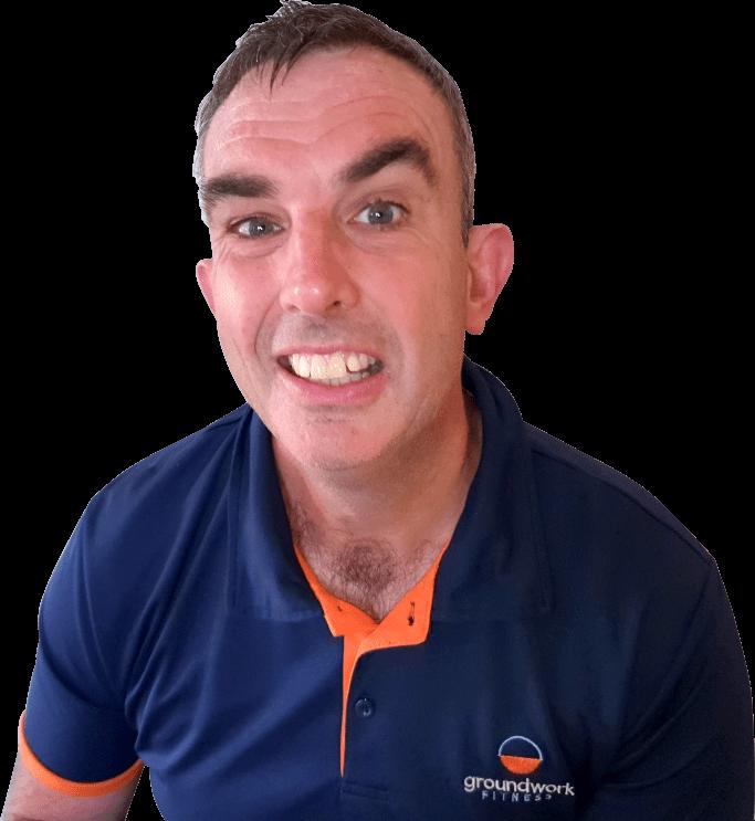 Groundwork Fitness Trainer Karl Versteeg